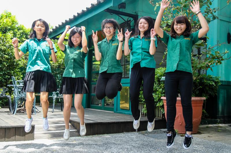 台灣女大學生